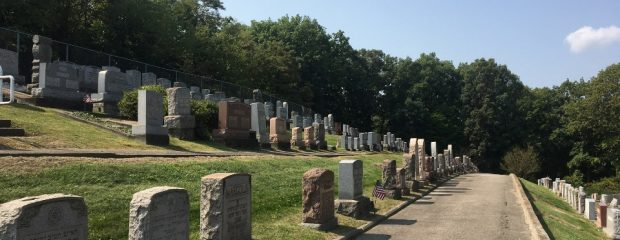 Agudath Achim Cemetery in Beaver Falls