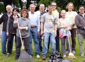 JCBA Mitzva Day Volunteers